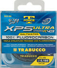 TRABUCCO FILO T-FORCE XPS ULTRA STRONG FC 403 SALTWATER 50 MT FLUOROCARBON 100%