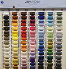 Coats Duet Sewing Thread | 100% Polyester | 100M | PINKS & PURPLES |