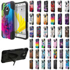 where to buy bolts - For HTC Bolt / 10 Evo 5.5 inch Hybrid Rubber Silicone KICKSTAND Case Cover
