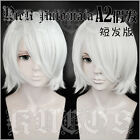 220 NieR:Automata A2 YoRHa Type A No. 2 Long Cosplay Wig 2 Colors