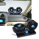 Mini Portable Car Vehicle Truck Cooling Air Fan 360°All-Round Adjustable Cooler
