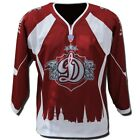 KHL LATVIA DINAMO RIGA ICE HOCKEYCLUB HOME SUPPORTERS JERSEY %100 ORIGINAL