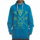 Ehoto Freeski & Snowboard UNION HOODIE - LIGHT BLUE