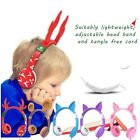 iClever BoostCare Wired Kids Headphones Cat-inspired Over the Ear Headsets