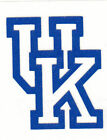 REFLECTIVE Kentucky Wildcats fire helmet decal sticker up to 12 inches