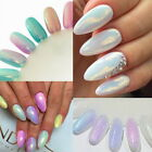 Mermaid Effect Pigment Nail Art Powder Dust Glitter Iridescent Magic Glimmer 10g