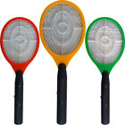 TOP QUALITY LARGE SIZE ELECTRIC FLY SWATTER BUG ZAPPER MOSQUITO INSECT KILLER