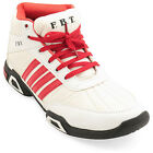 FBT Men's 15530 White-Red Sports Shoes