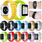 Sports Silicone Bracelet Strap Watch Band For Apple Watch