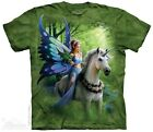 New The Mountain Realm Of Enchantment Fairy T Shirt