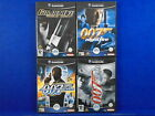 gamecube 007 James Bond Nightfire Goldeneye Rogue Agent Fire Everything Nothing $49.99 AUD