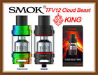 New Released AUTHENTIC SMOK TFV12 Cloud Beast King Tank 6ml - Free Fast Shipping