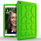 For Apple iPad 9.7 Poetic TurtleSkin Series case Silicone Shockproof Cover 4 CLR