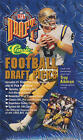 1993 Classic Draft Football - Pick A Player