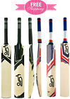 2017 Range 2 x Kookaburra Blade + Bubble II Cricket Bat Top Grade KW Nokd~Oil~