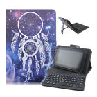 "Dream Catcher 2 in 1 Removable Bluetooth Keyboard & PU Case for 9.7""~10.1""Tablet"