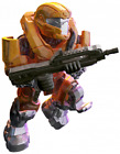STORMBOUND MAVERICK & WARRIOR Series Figures CNC84 YOUR CHOICE!! HALO MEGA DOM01