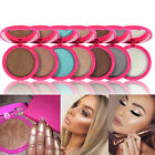 Beauty Makeup Skin Frost Long lasting Highlighter Powder Palette 10 Shades