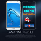 Premium Real Tempered Glass Film Screen Protector for Huawei Nova Plus