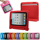 Kids Children Shockproof Handle Portable Case Cover For Apple iPad 2 3 4/Mini 1
