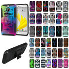 where to buy bolts - For HTC Bolt / 10 Evo 5.5 inch Design Hybrid KICKSTAND Silicone Case Cover