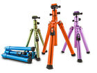 MeFoto RoadTrip Air MeFree MF15 Travel Tripod with Ballhead - 6kg Load Capacity