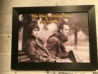 A4 framed poster of a scene from Withnail & I with Richard E Grant & Paul McGann