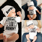 Kyпить Newborn Infant Kids Baby Boy Girl Cotton Romper Jumpsuit Bodysuit Clothes Outfit на еВаy.соm