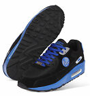 Paperplanes Women's Max Sports Air Running  Athletic Shoes (P1101) Black Blue