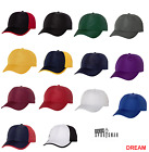 New For2017 Team Sportsman Mens Performance Ripstop Perforated Cap Ball Hat AH60