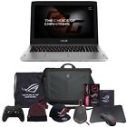 ASUS ROG GL502VS GL502VM CORE i7-7700HQ DDR4 2400 GTX 1070/1060 GAMING LAPTOP