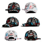 Unisex Mens Womens Flipper Sketch Graffiti Baseball Cap Adjustable Trucker Hats