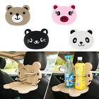 Auto Dining Table Car Back Seat Folding Tray Cup Holder Animal Food & Drink Desk