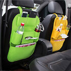 Car Back Seat Car Van Seat Travel Organizer Bag Tidy Multi Functional Pockets