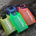 Waterproof 10L 20L Dry Bag Drifting Boating Swimming Rafting Kayaking Sailing