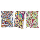 Vera Bradley iPad Snap On Case Tablet Cover Glossy UV Coating In Various Colours