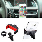 360° Rotation Universial Car Air Vent Holder Cradle Stand For Mobile Smart Phone