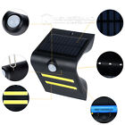 Outdoor Solar Powered COB LED Motion Sensor Security Floodlight Wall Light