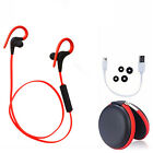 Q10 Wireless Bluetooth Sports Earphone Earbuds BT4.1 For Android iPhone Samsung