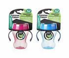 Tommee Tippee  Mealtime  Trainer cup  age 7m+   boys/girls colours   bpa free