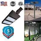 100 200W Street Parking Lot Light Fixture Energy Efficient Outdoor LED PoleLight