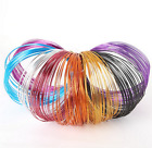 10 m 1 mm 6 Colors Aluminum Wire Coil Soft DIY Jewelry Findings Metal Wire Hot