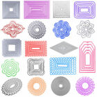 2cm squared paper - Cutting Dies Stencil Frame for DIY Scrapbooking Embossing Album Paper Card Craft