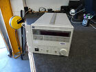 HP Agilent Keysight 6033A Power Supply 20V 30A 200W SOLD FOR PARTS