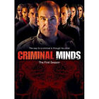 DVDs Bluray Discs - Criminal Minds The Complete First Season DVD 6Disc Set New Free Shipping