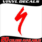 Set of (2) Specialized S Works Road Bicycle Bike Race Vinyl Decal Sticker