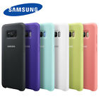 Samsung Galaxy S8 Genuine Silicone Back Cover Case EF-PG950T for S8 (SM-G950)