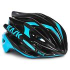 KASK Mojito 16 Road Cycling Helmet - Black/Blue