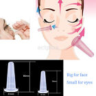 Simple Silicone Massage Vacuum Body and Facial No.3 Mini Cup Anti age Cupping