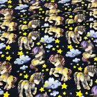LOVELY ,new design cats grey/yellow  FABRIC 100%COTTON 160cm wide